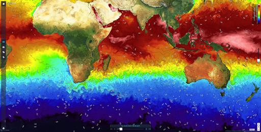 Sea Surface Temperature