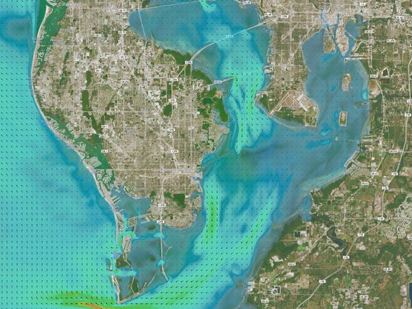Tampa Bay Currents