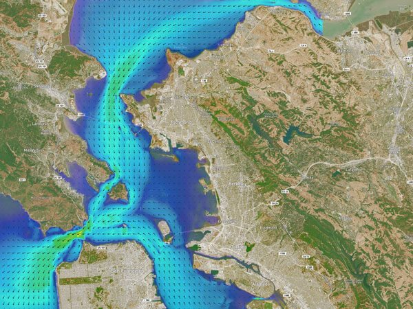 San Francisco Currents