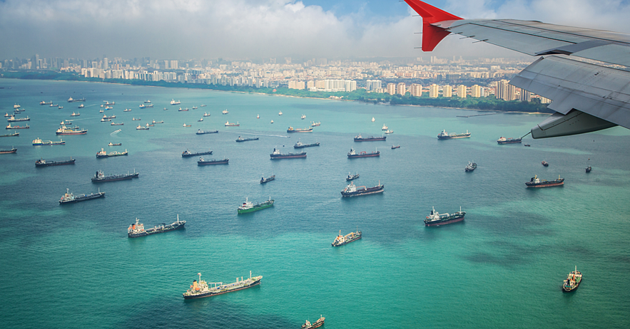 TID | The Complex Currents in Singapore Strait