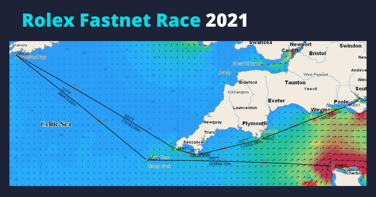 TID Fastnet Race blog header