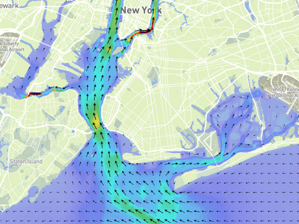 Long Island Sound Currents New York