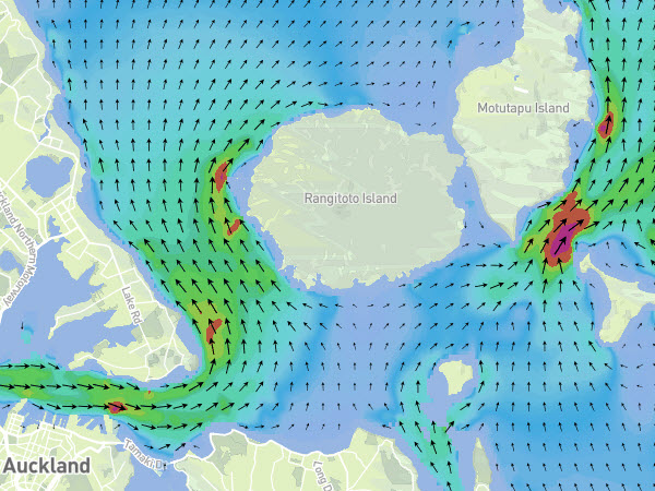 Auckland Currents