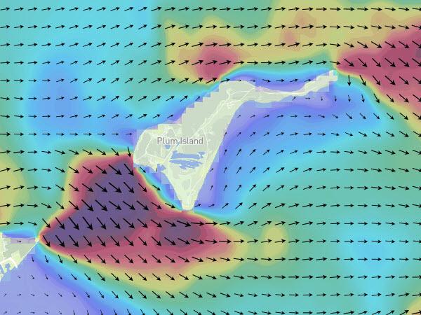 Long Island Sound Currents East