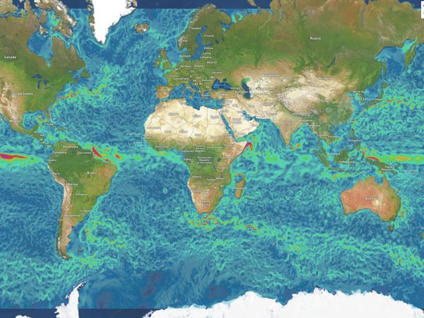 Global Ocean Currents