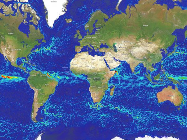 Global Combined Currents
